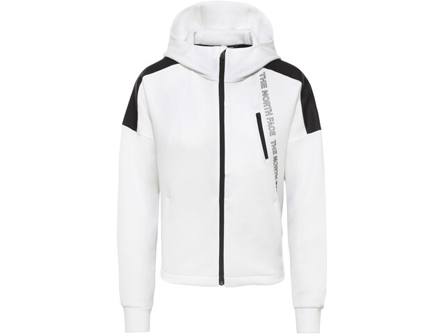 The North Face Infinity Train Full-Zip Kapuzenjacke Damen tnf white